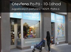 Prodejna Praha 6