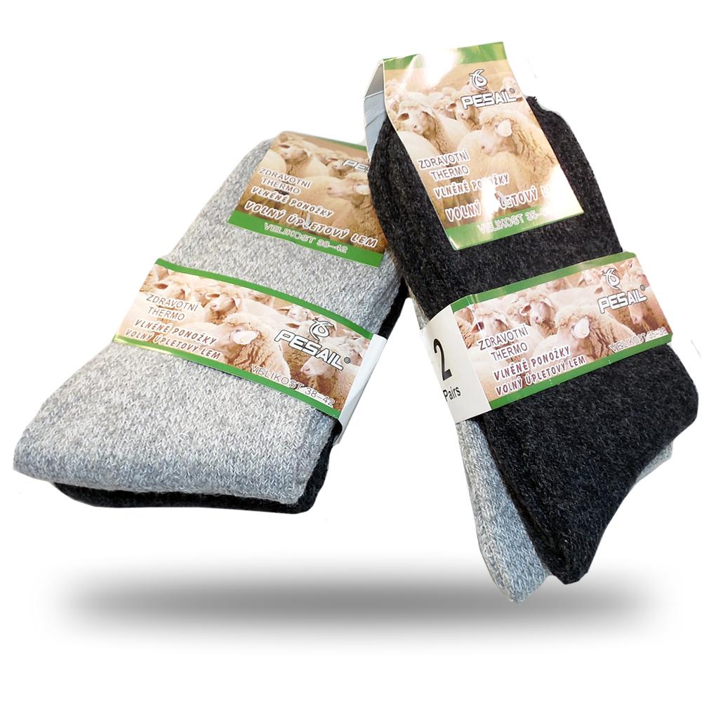 AKCE - Balení hřejivých ponožek z ovčí vlny c11742bae1