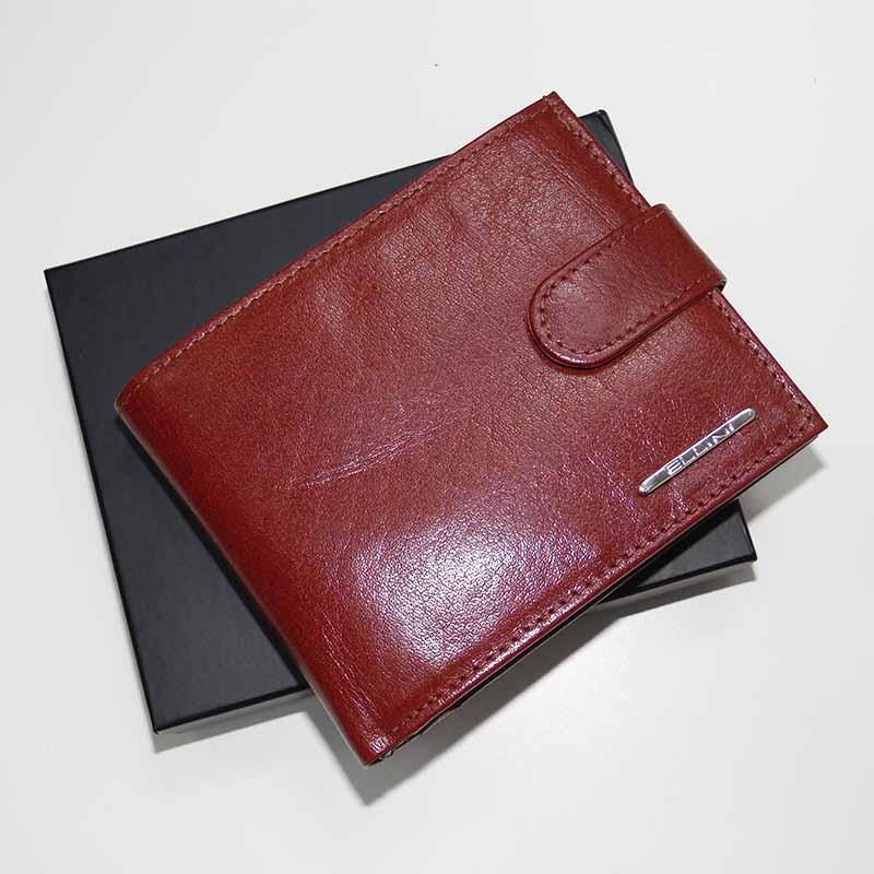 Kožená peněženka ELLINI® TM-51R-032 TAN