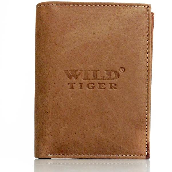 Pánská kožená peněženka WILD TIGER model 005 bfdad0fd6d