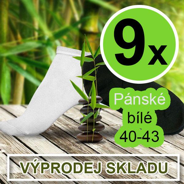 AKCE - Bambusové ponožky výprodej skladu nejlevněji v ČR 3c4c66b275