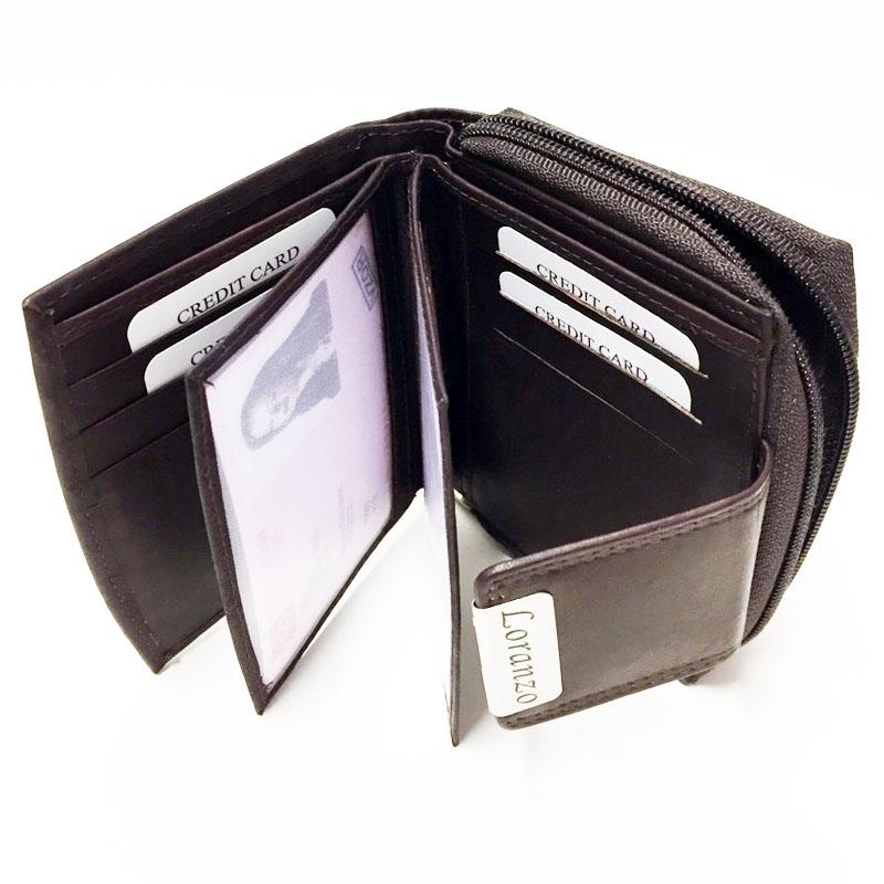 Dámská kožená peněženka Loranzo 415 071696b109
