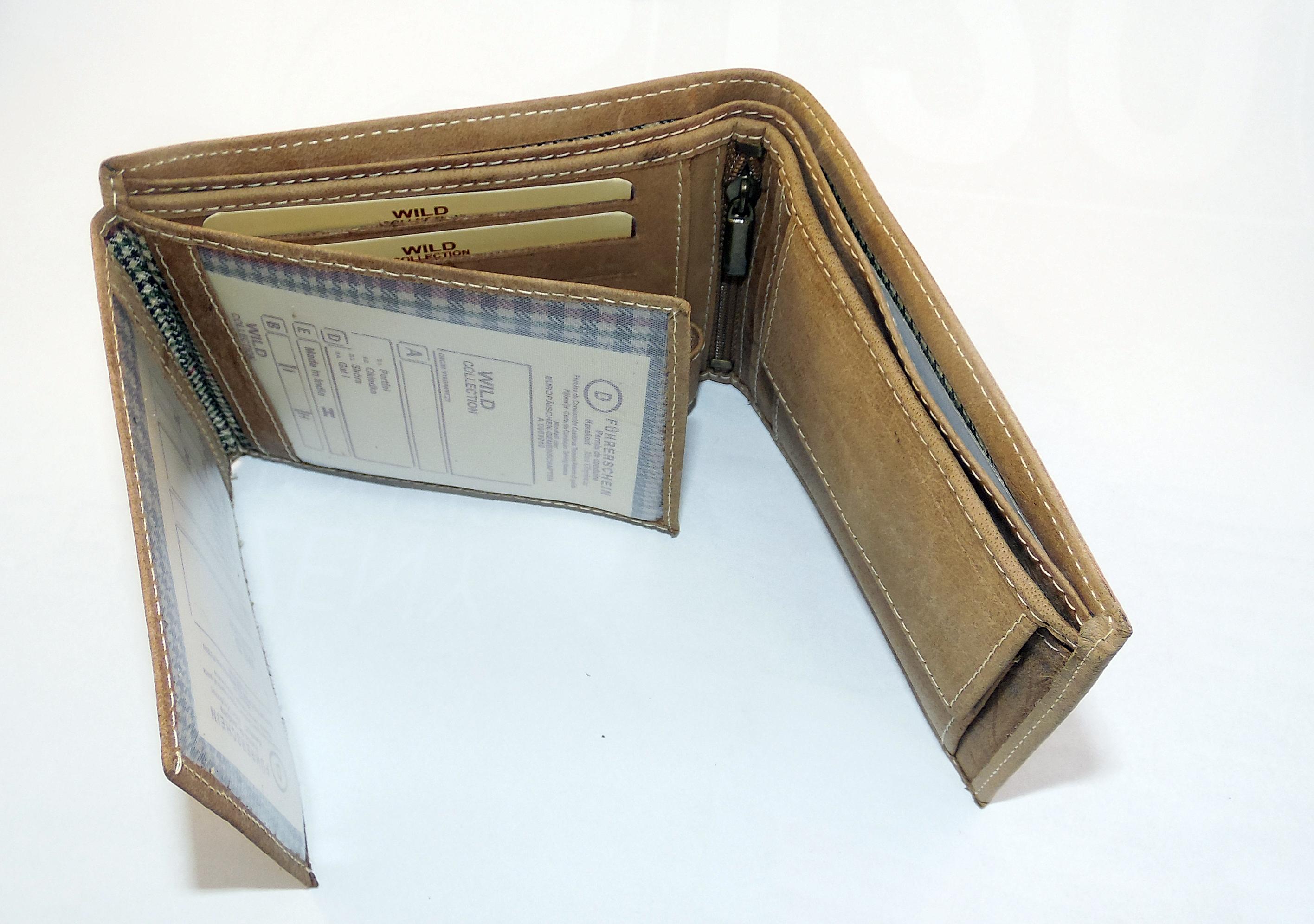 a239489d74a Luxusní peněženka s vaším monogramem (iniciály) a dopravou zdarma